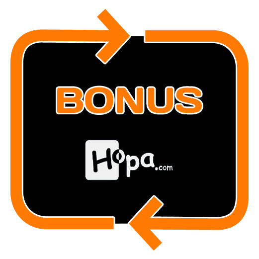 Latest free spins from Hopa Casino