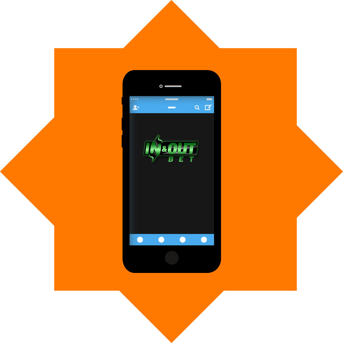 InandOutBet - Mobile friendly