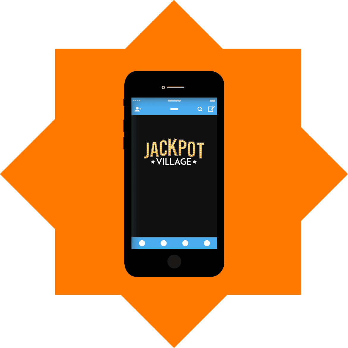 Jackpot Village Casino - Mobile friendly