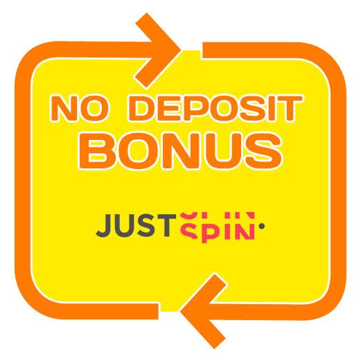 JustSpin - no deposit bonus 365