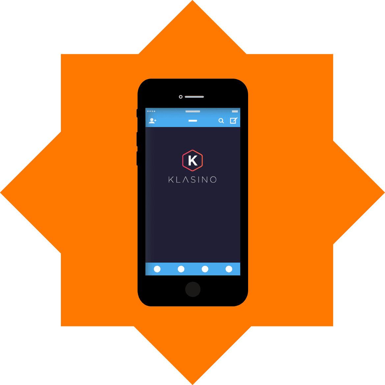 Klasino - Mobile friendly