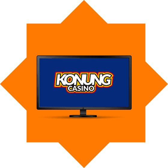 Konung Casino - casino review