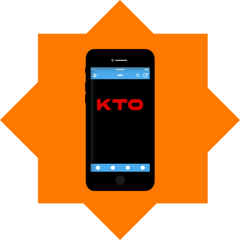 Kto - Mobile friendly