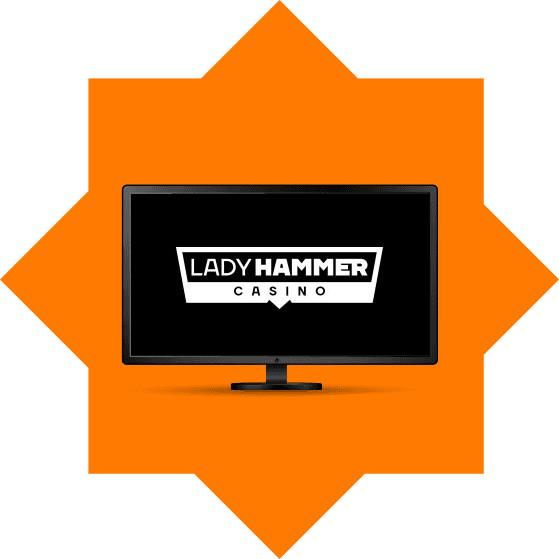 LadyHammer Casino - casino review