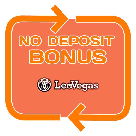 Leo Vegas Casino - no deposit bonus 365