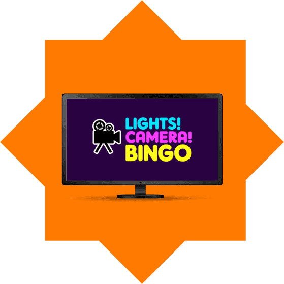 Latest no deposit bonus spin bonus from Lights Camera Bingo