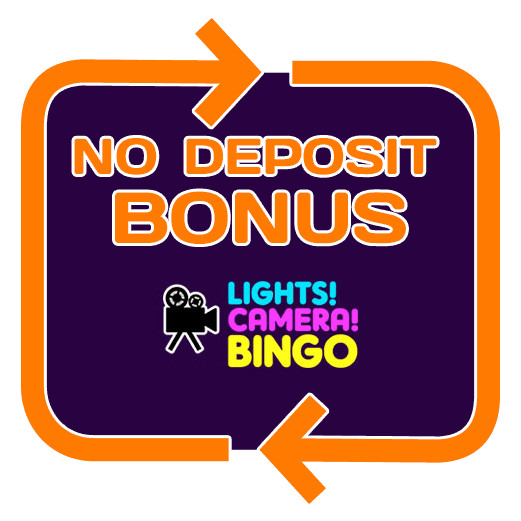 Lights Camera Bingo - no deposit bonus 365