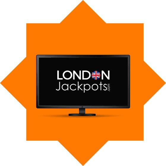 London Jackpots Casino - casino review