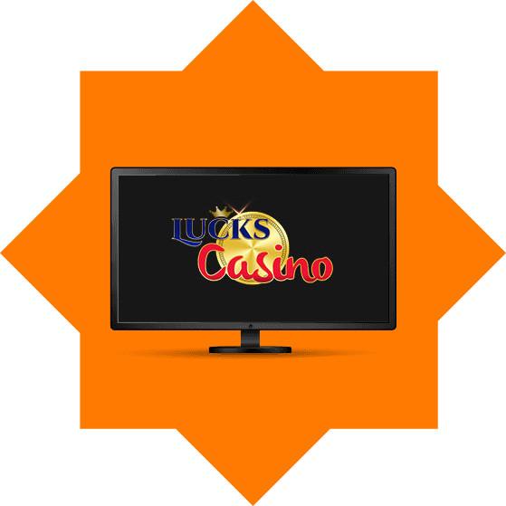 Latest no deposit free spin bonus from Lucks Casino