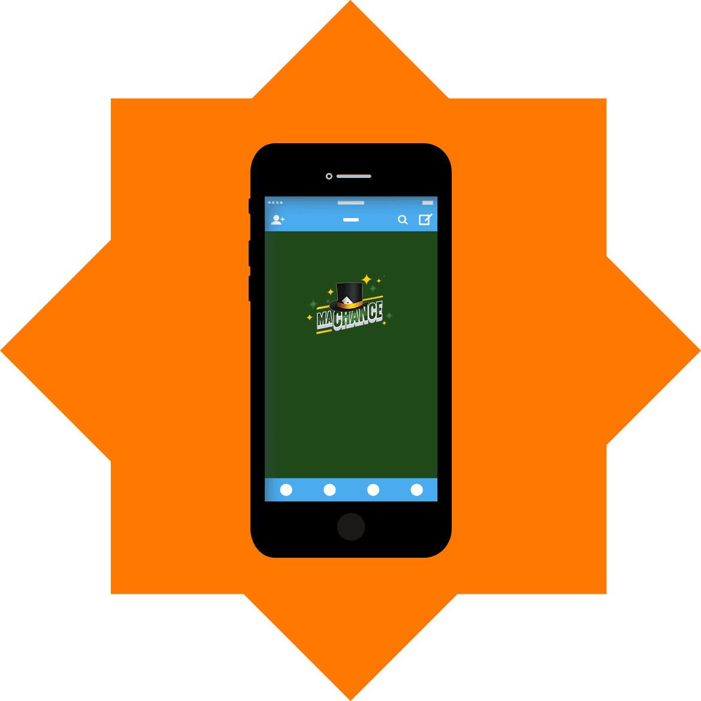 MaChance - Mobile friendly