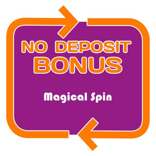 Magical Spin - no deposit bonus 365