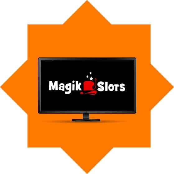 Magik Slots Casino - casino review