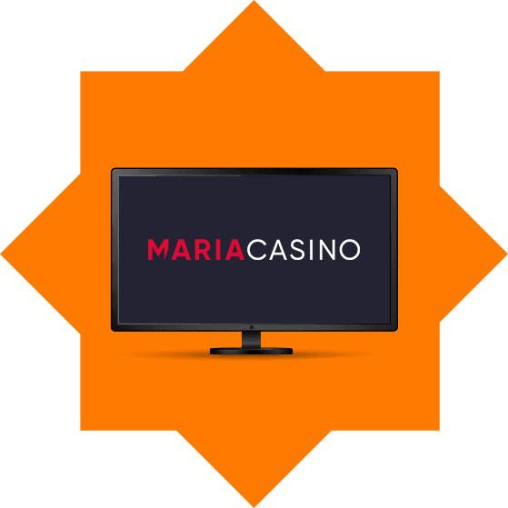 Maria Casino - casino review