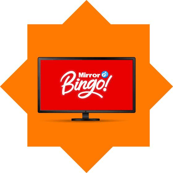 Latest no deposit bonus spin bonus from Mirror Bingo