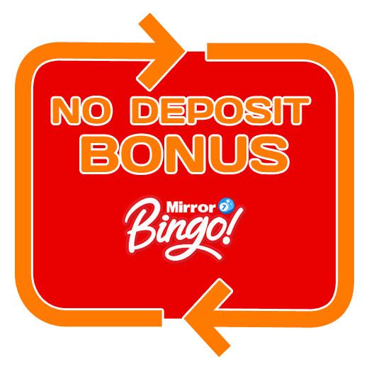 Mirror Bingo - no deposit bonus 365