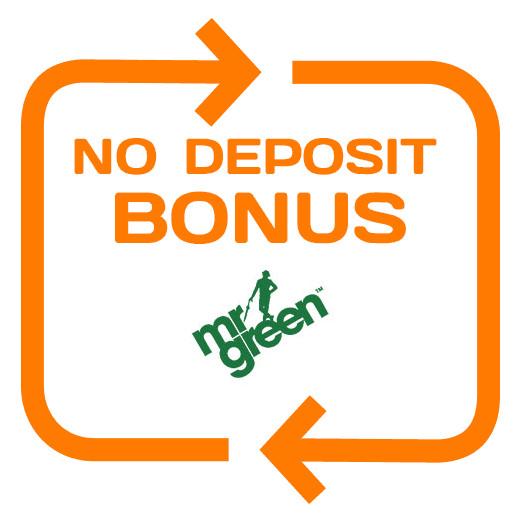 Mr Green Casino - no deposit bonus 365