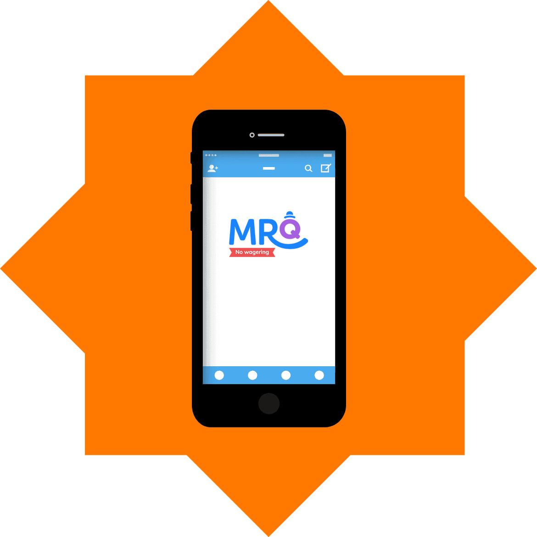 MrQ Casino - Mobile friendly