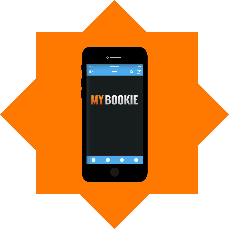 MyBookie - Mobile friendly
