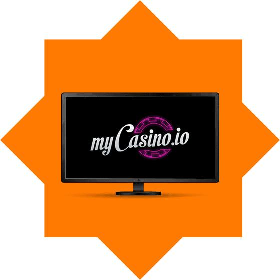 myCasino - casino review