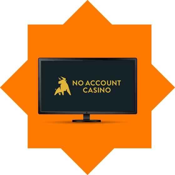 No Account Casino - casino review