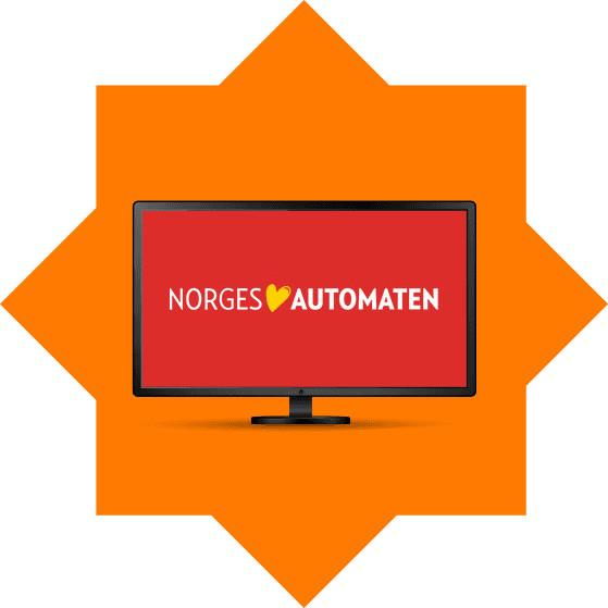 NorgesAutomaten - casino review