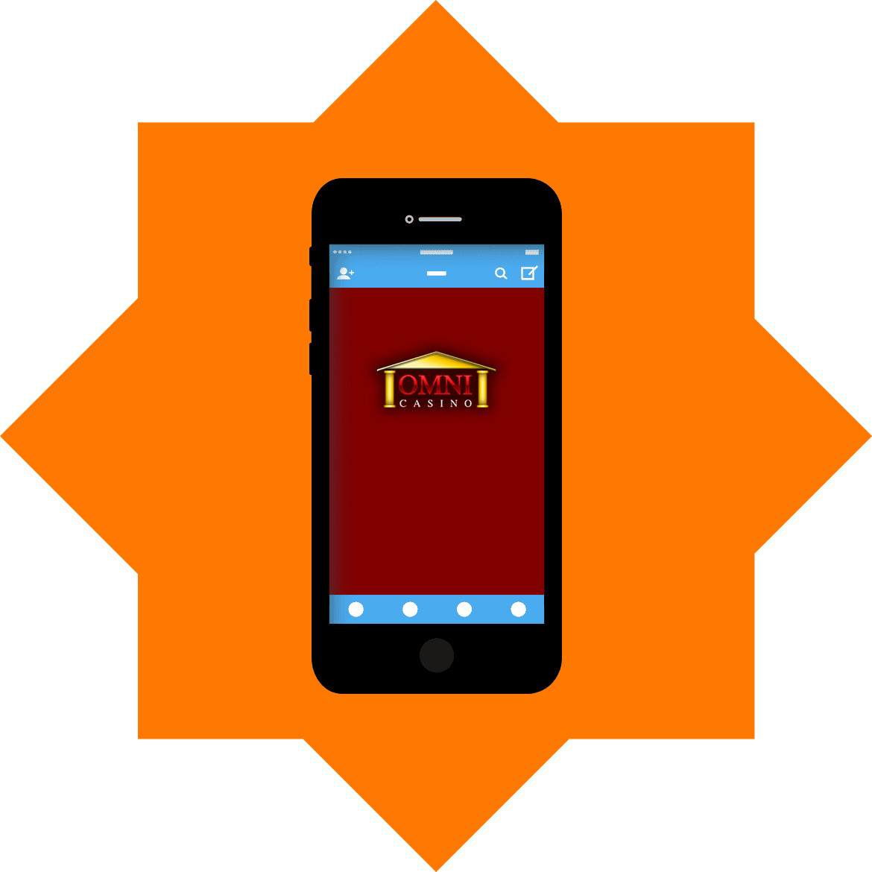 Omni Casino - Mobile friendly