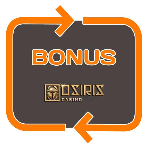 Latest free spins from Osiris Casino