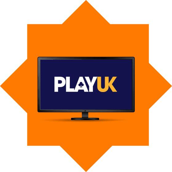 Latest no deposit free spin bonus from Play UK Casino