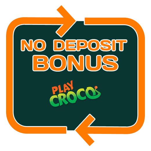 PlayCroco - no deposit bonus 365