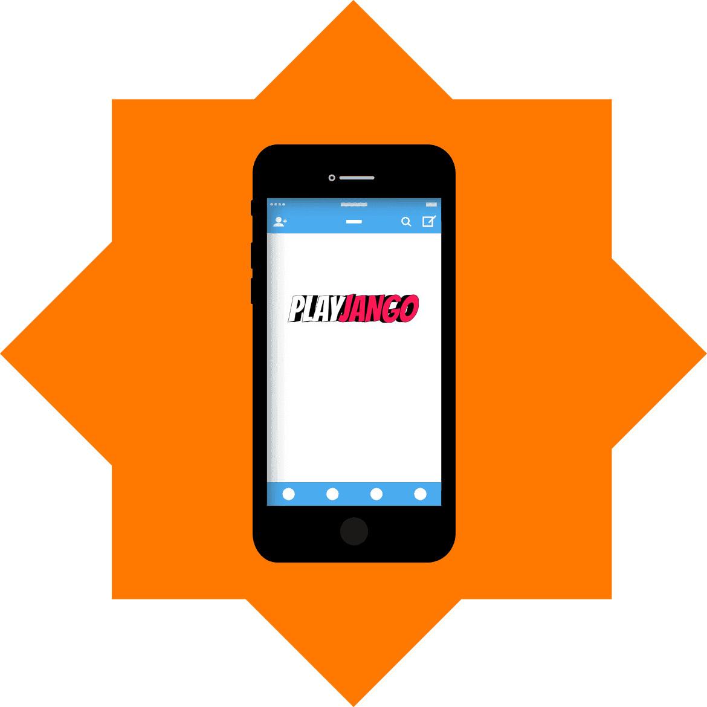 PlayJango - Mobile friendly