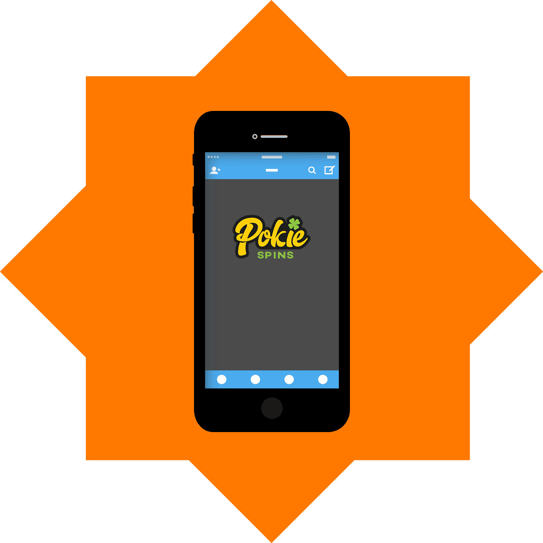 Pokie Spins - Mobile friendly
