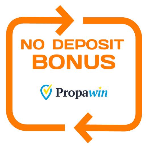 PropaWin Casino - no deposit bonus 365