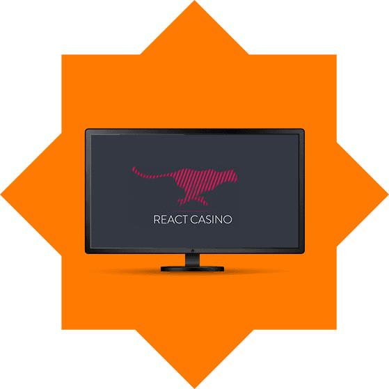 React Casino - casino review