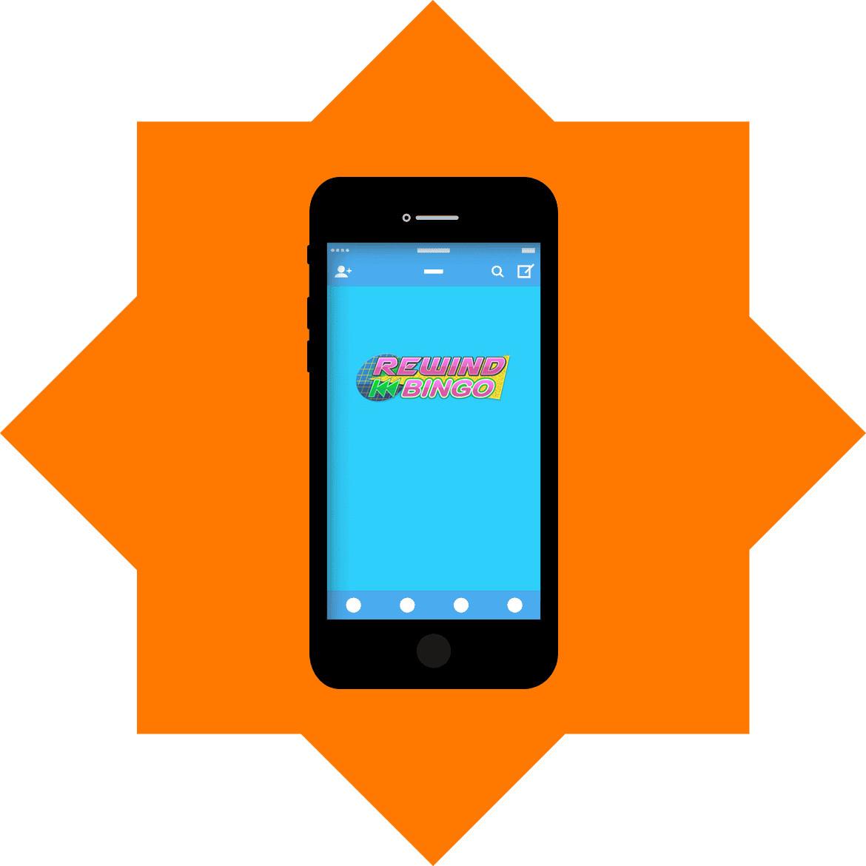 Rewind Bingo - Mobile friendly