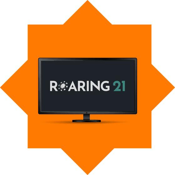 Roaring21 Casino - casino review