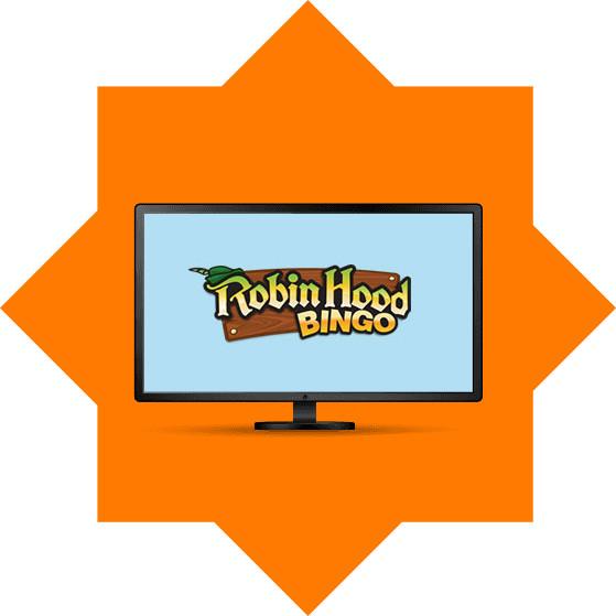 Robin Hood Bingo - casino review