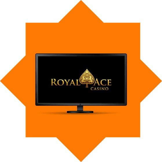 Latest no deposit bonus spin bonus from Royal Ace