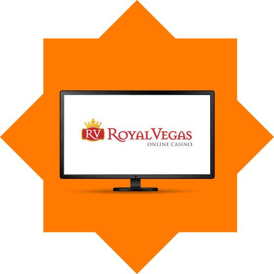Royal Vegas Casino - casino review