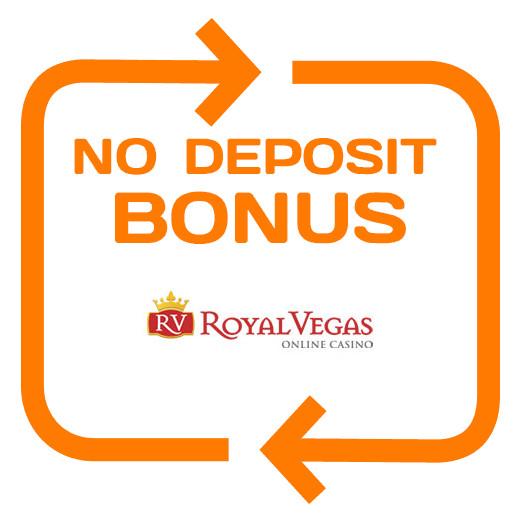 Royal Vegas Casino - no deposit bonus 365