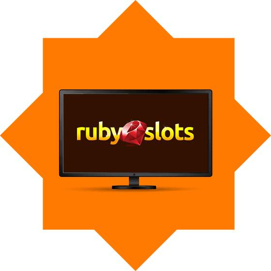 Latest no deposit bonus spin bonus from Ruby Slots Casino