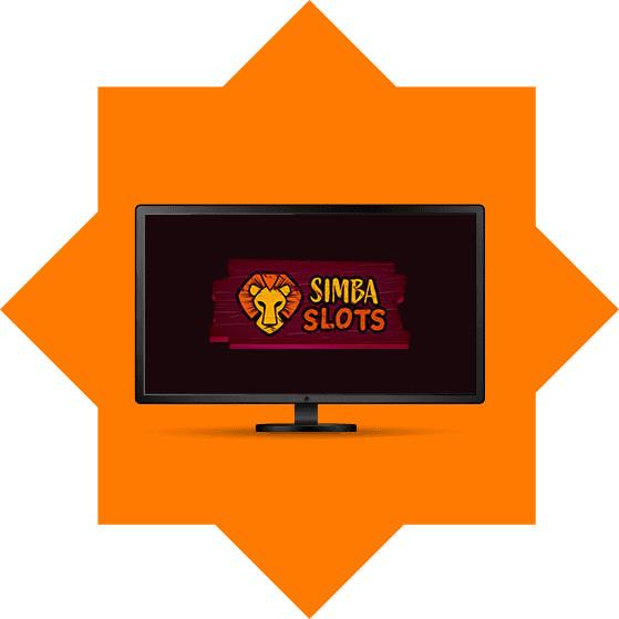 Simba Slots - casino review