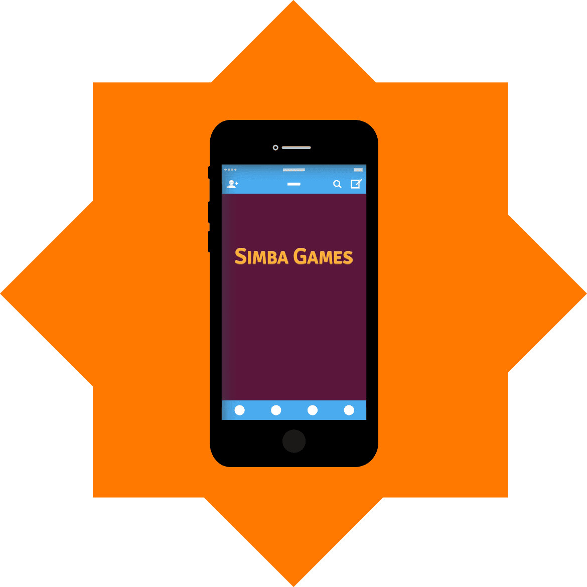 SimbaGames - Mobile friendly
