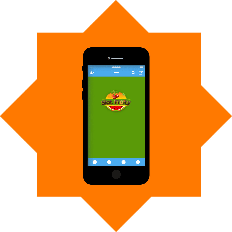 Slot Fruity Casino - Mobile friendly