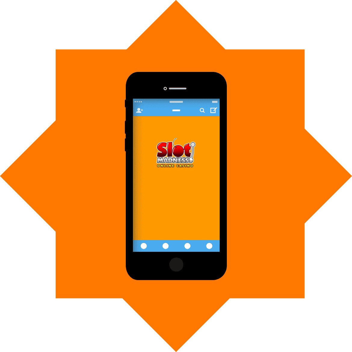Slot Madness - Mobile friendly