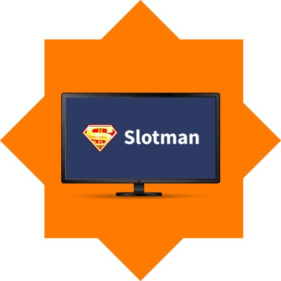 Slotman - casino review