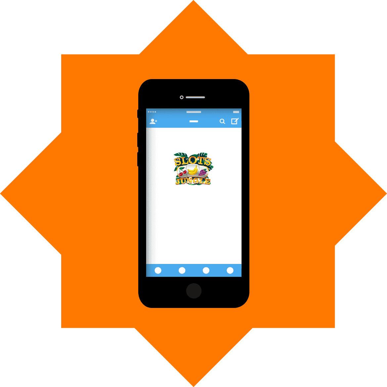 Slots Jungle - Mobile friendly
