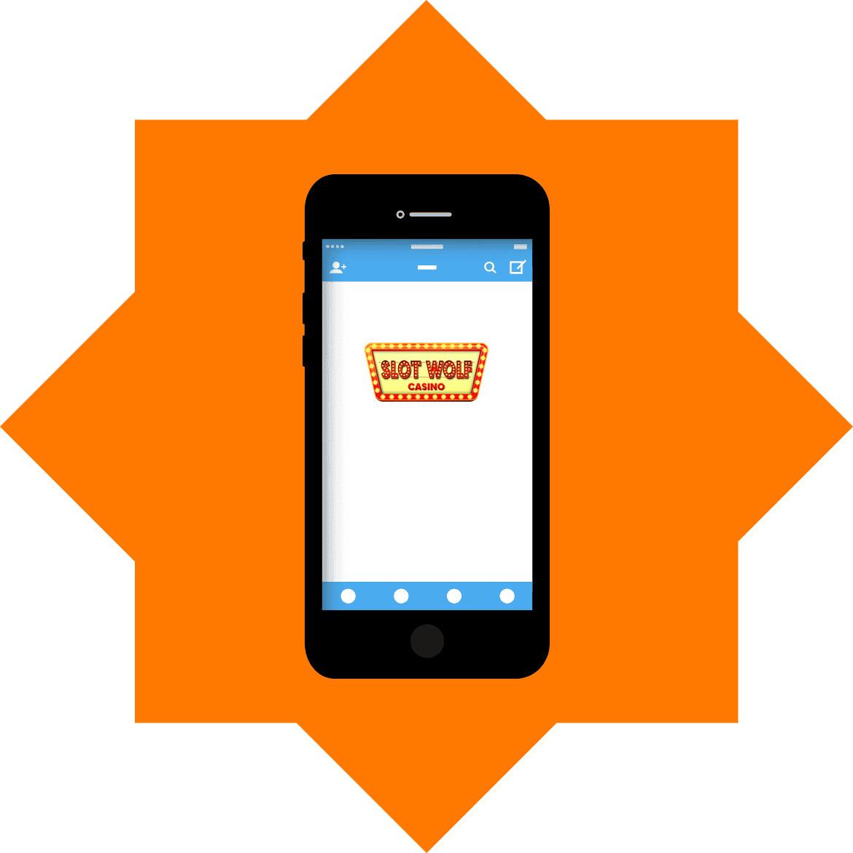 SlotWolf - Mobile friendly