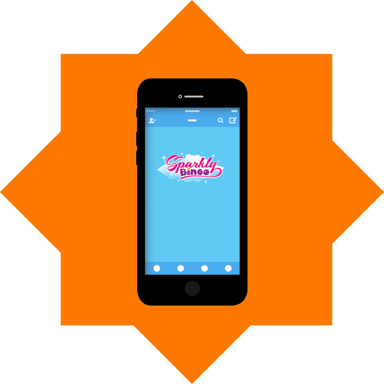 Sparkly Bingo - Mobile friendly