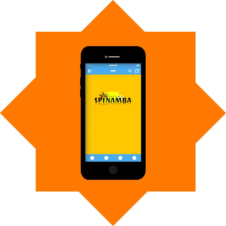 Spinamba - Mobile friendly