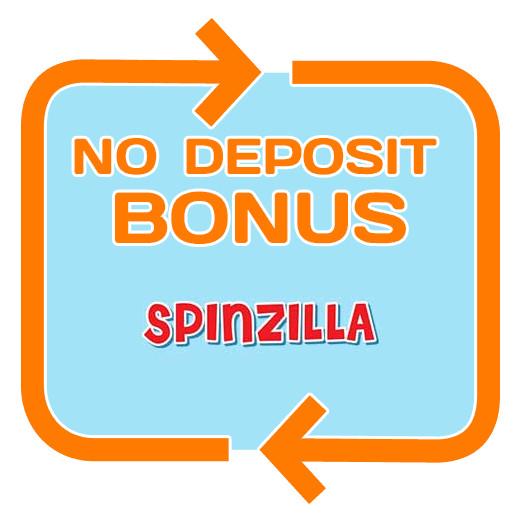 Spinzilla Casino - no deposit bonus 365